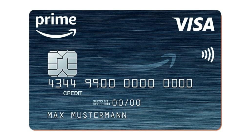 Amazon Kreditkarte Aufladen