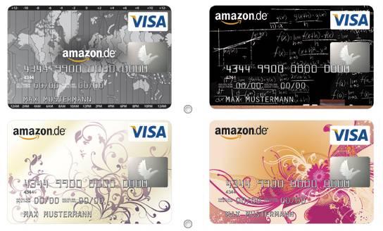 So können Sie die LBB Amazon Kreditkarte beantragen