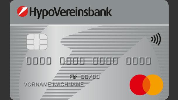 HVB Mastercard - Alle Infos zur Beantragung & Den Konditionen