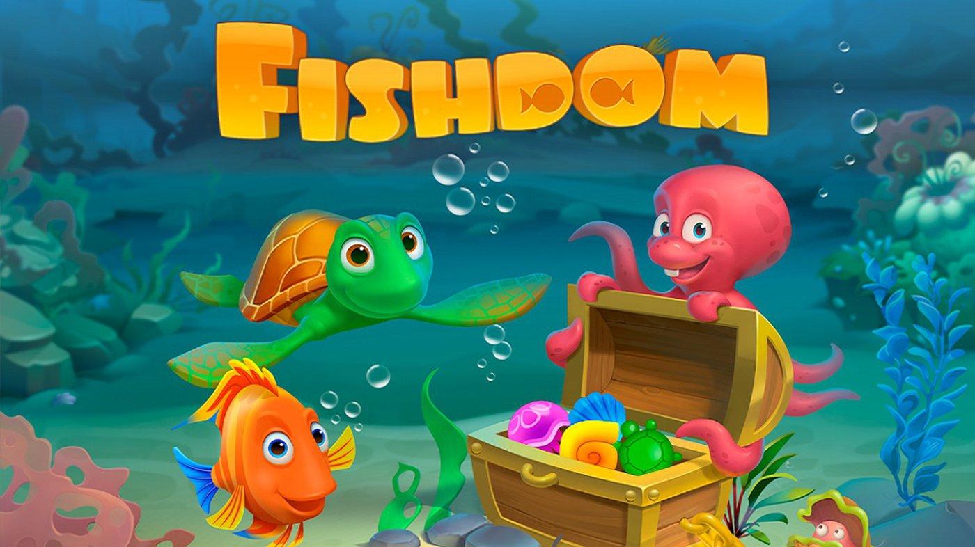 So Können Sie in der Fishdom Spiele App Gratis Coins und Leben Ergattern